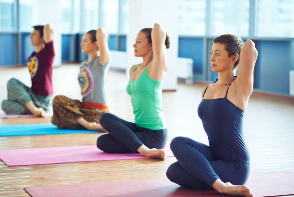 Hatha Yoga lunedì ore 11.00 giovedì ore 10.30, Pordenone