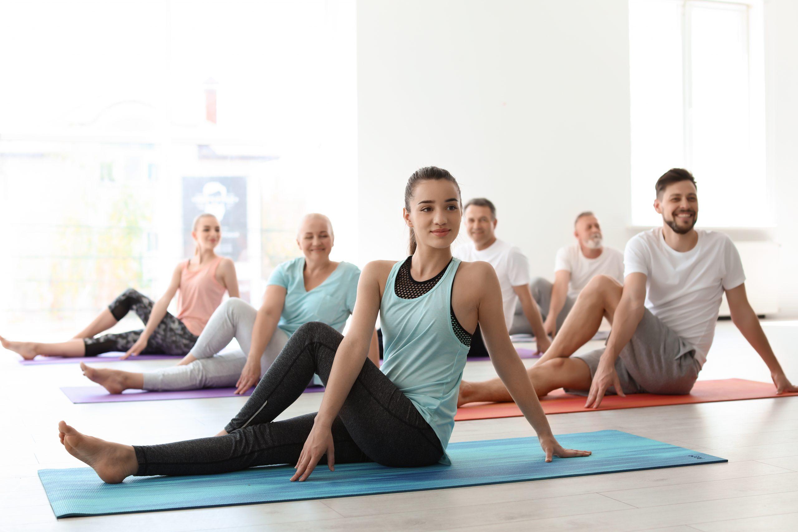 Hatha Yoga lunedì ore 18.45, Pordenone