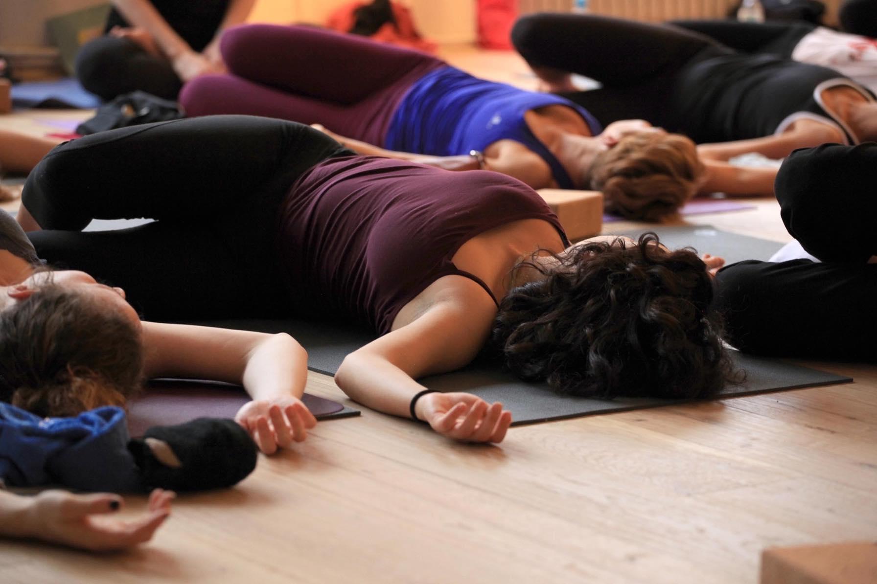 Yin Yoga martedì ore 20.00 (Pordenone), sabato ore 9.00 (Concordia Sagittaria)